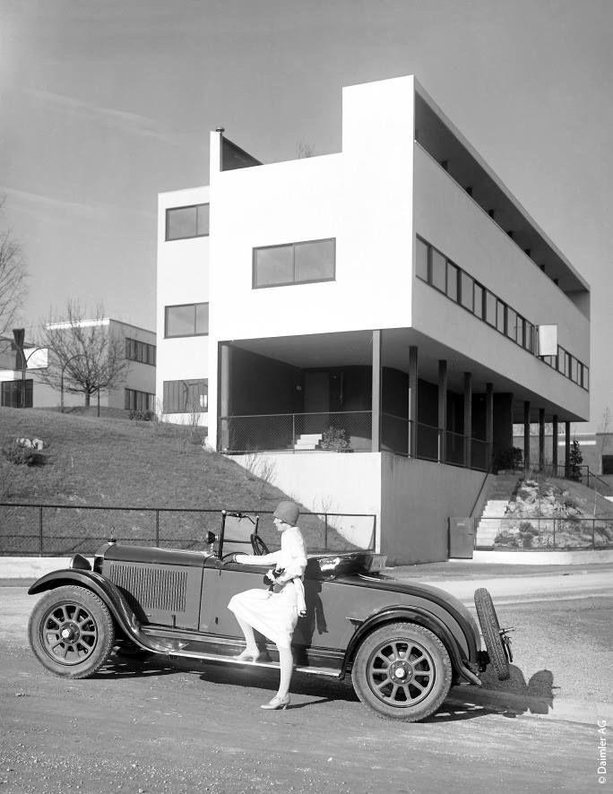 Weissenhofsiedlung in #Stuttgart, Germany, 1927 Le #Corbusier - mega küchenmarkt stuttgart