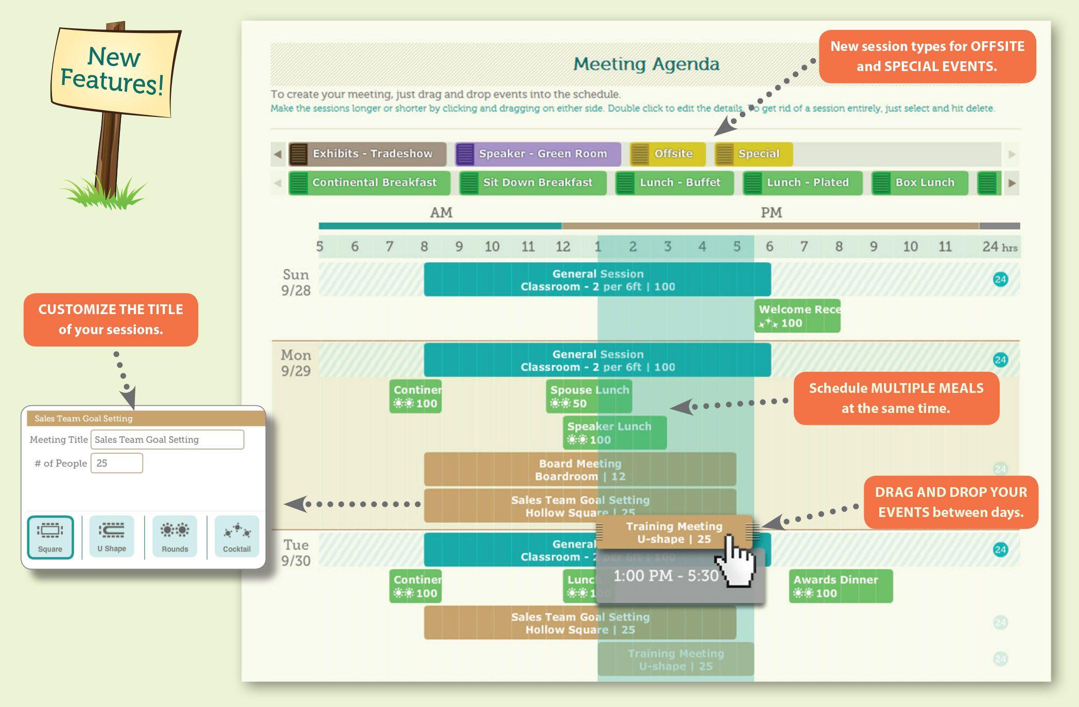 Doc585659 Meeting Schedule Template Meeting Schedule Template – Meeting Schedule Template