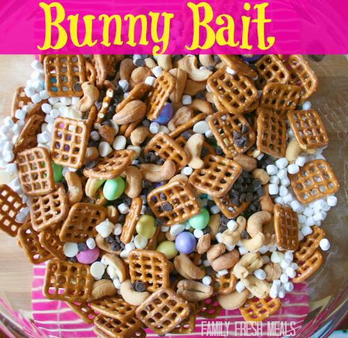 Bunny bait recipe bunny bait bait and fun food negle Gallery