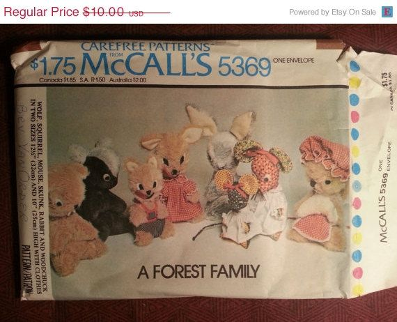 Uncut 1970's McCall's Sewing pattern 5369  A by EarthToMarrs