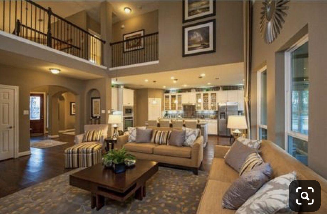 Pin by ᴬᴰᴱᵀᵁᵀᵁ ᴬᴰᴱᴺᴱᴷᴬᴺ on Homes Great rooms, New homes