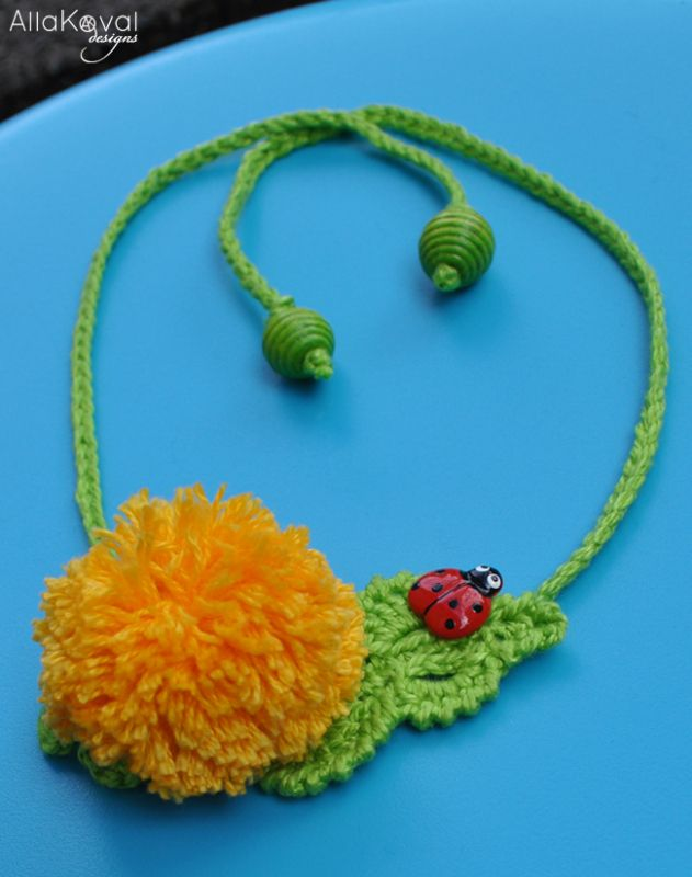 Download Garden Party: Poppy, Dandelion & Daisy Pins/Headbands Sewing Pattern | My Little Citygirl | YouCanMakeThis.com