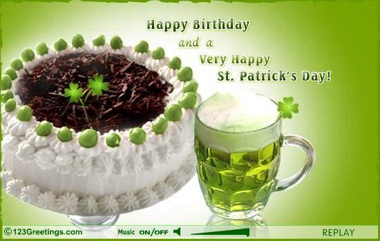 Free Happy Birthday Jpg ~ Happy birthday happy st patricks day pc g st patricks