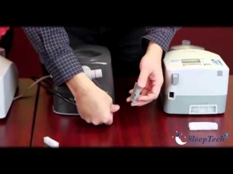 Fisher and Paykel - Cleaning your CPAP Machine, humidifier