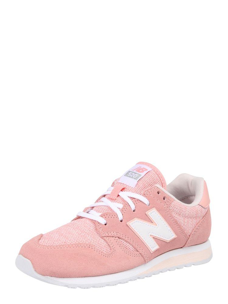 New Balance Sneaker '520' Damen, Rosa, Größe 37 | Rosa leder ...
