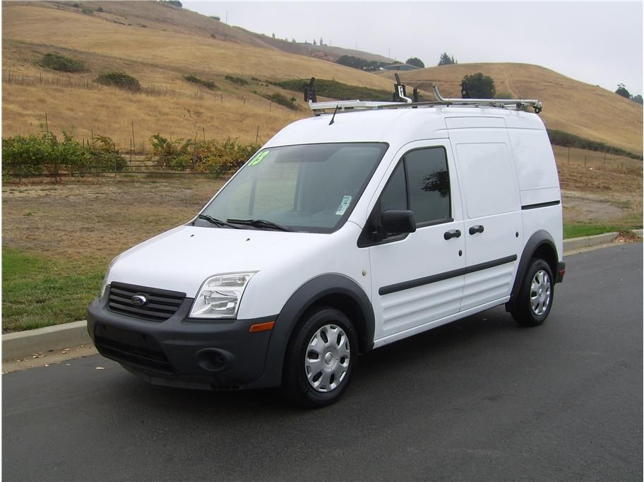 2013 Ford Transit Connect Cargo Van Xl Ford Transit Used Ford Ford