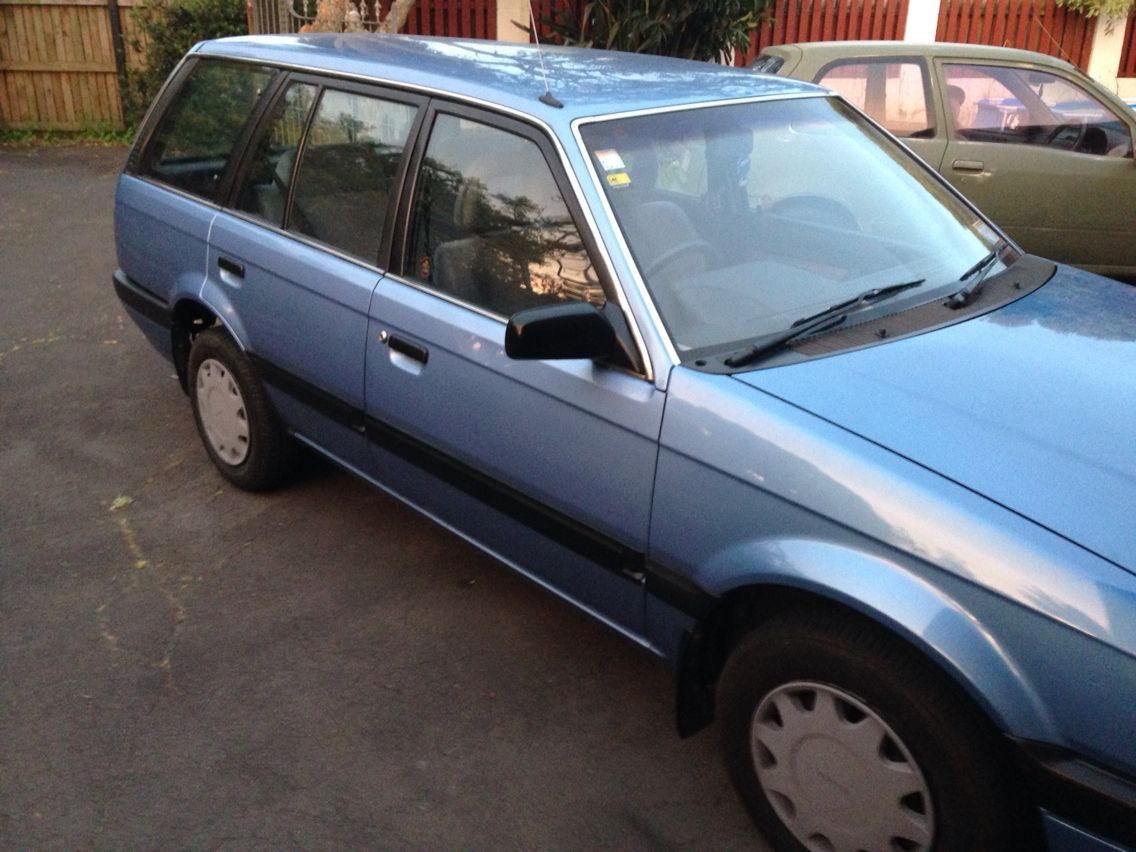 Mazda 323 Wagon | Old Cars - Online Photo Storage | Pinterest