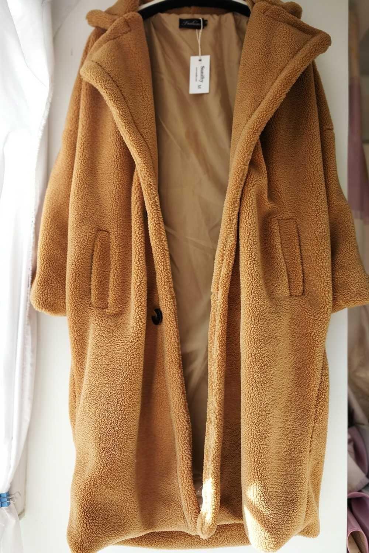 ae107f5d42a6 long faux fur jacket winter coats Buy 1 Get 1 30% OFF code sunifty30