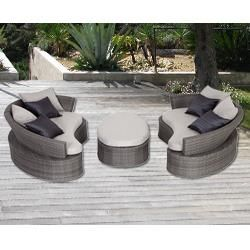 Salon De Jardin Bas Vila Outdoor Furniture Sets Outdoor