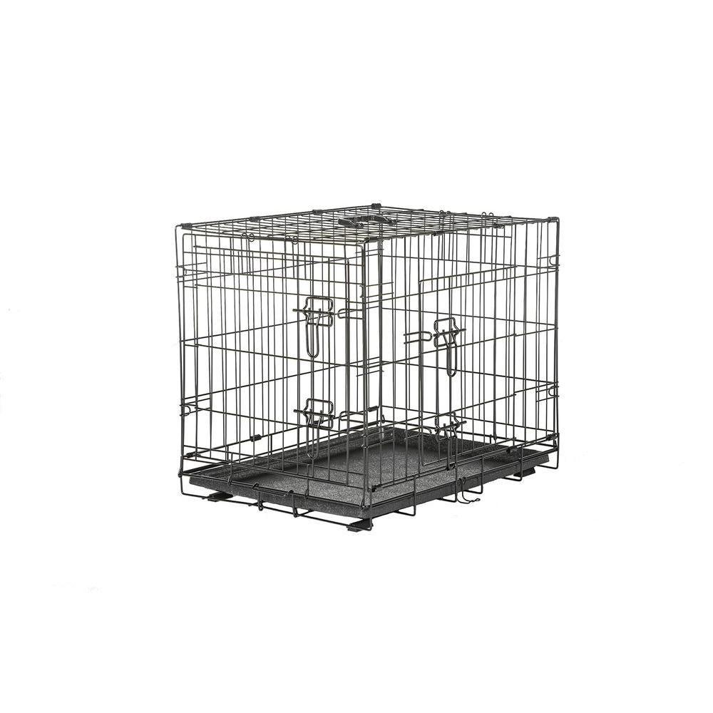 American Kennel Club 36 In X 24 In X 26 In Medium Wire Dog Crate 308593akc Wire Dog Crates Dog Crate American Kennel Club