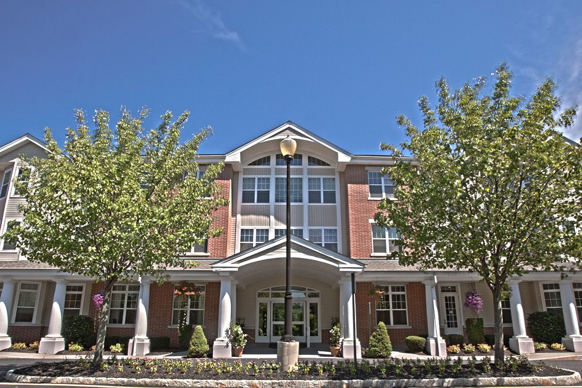 Brandywine senior living at the sycamore assisted living