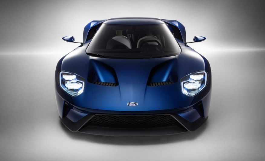 2016 Mclaren P14 Supercar 25 Cars Worth Waiting For: 01. 2017 Ford GT - Provided By Car & Driver