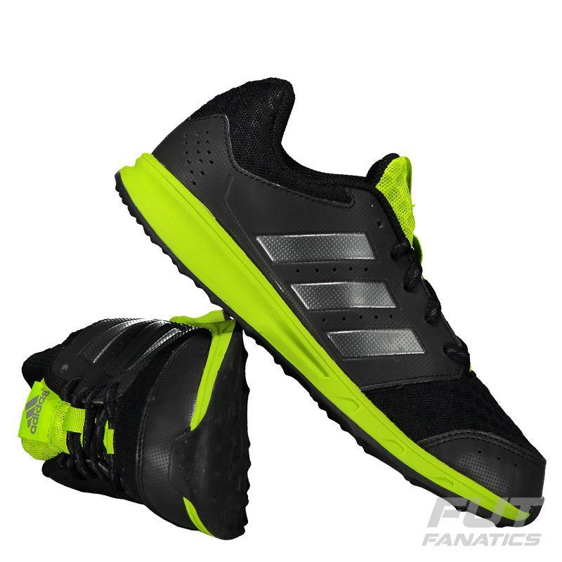 Tênis Adidas Lk Sport 2 K Text Juvenil Preto Somente na FutFanatics você  compra agora Tênis Adidas Lk Sport 2 K Text Juvenil Preto por apenas R   109.90. b32c5eef552d1