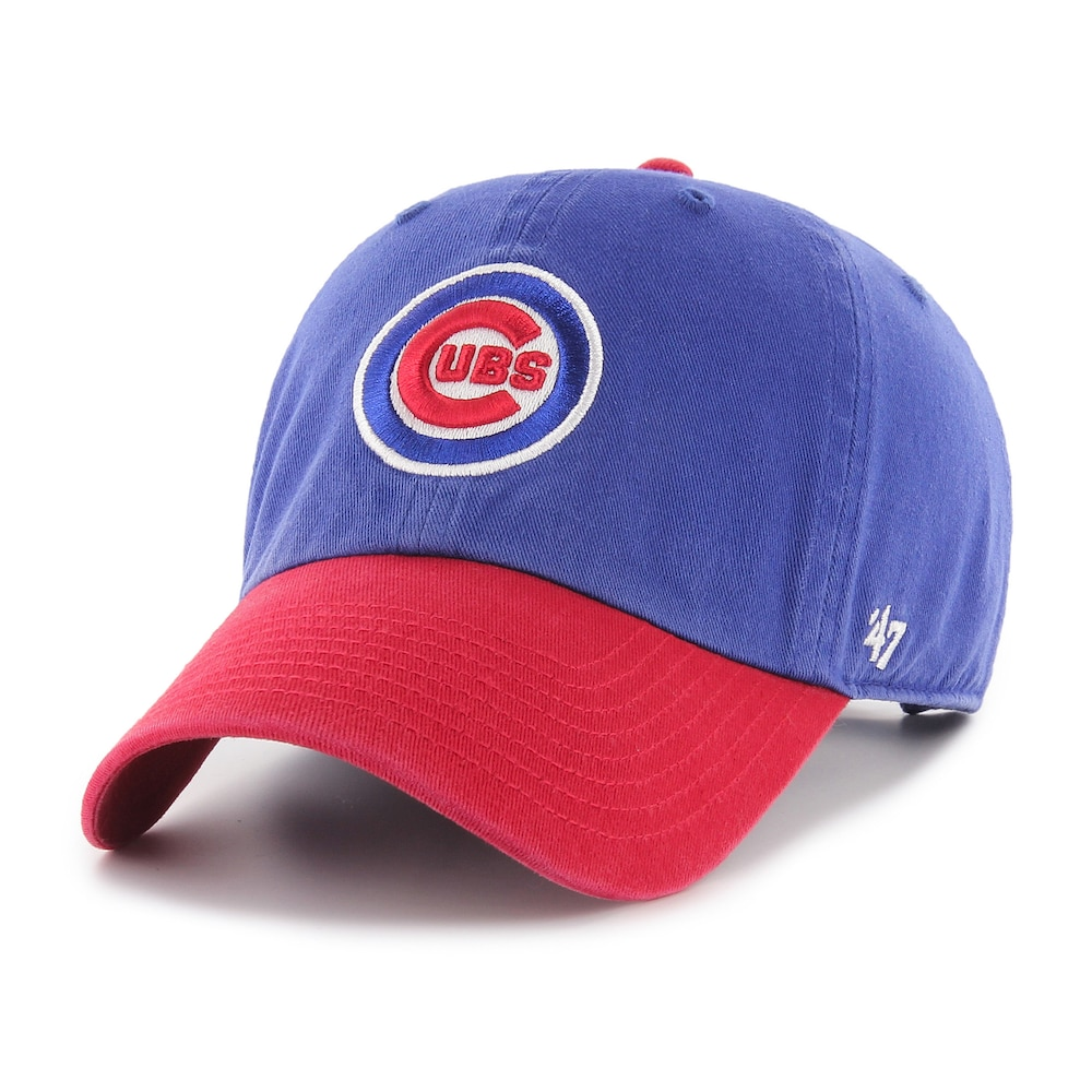 3f2f0070435 Men s  47 Brand Chicago Cubs Two-Toned Clean Up Hat
