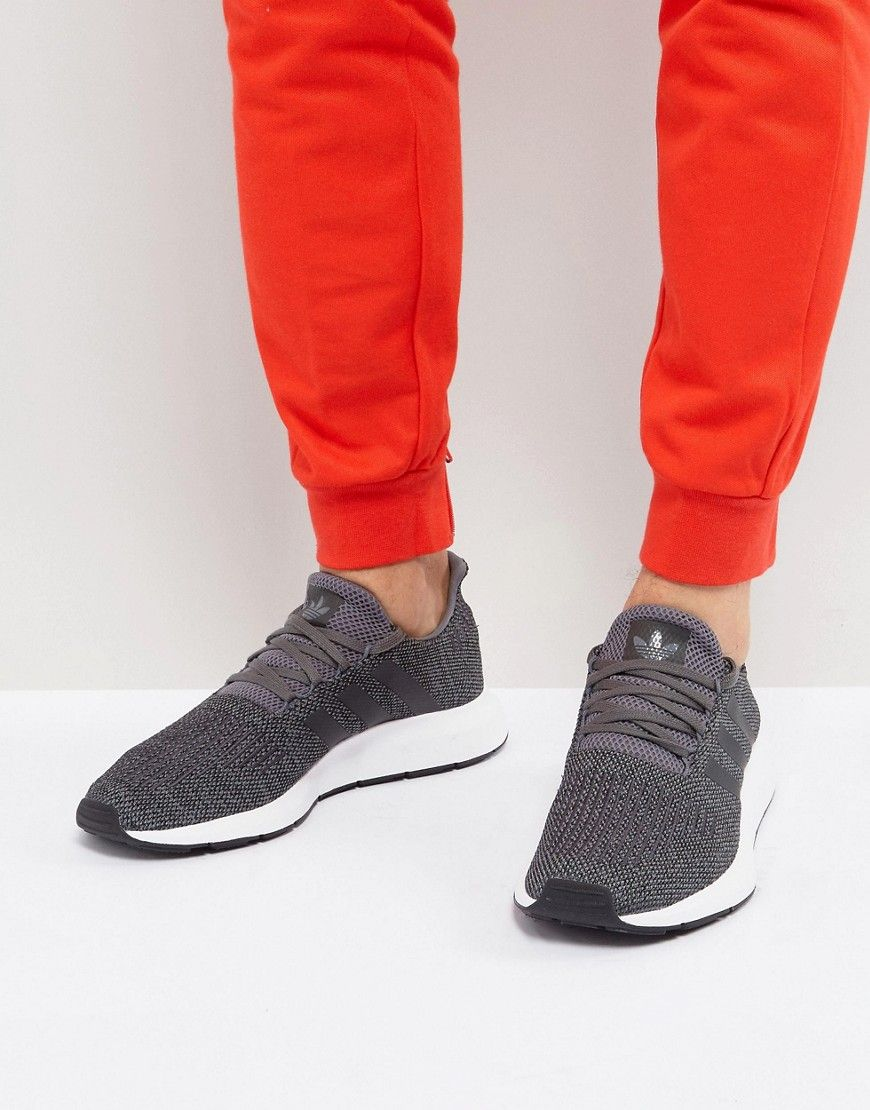 ad0b6af9e ADIDAS ORIGINALS SWIFT RUN SNEAKERS IN GRAY CG4116 - GRAY.  adidasoriginals   shoes