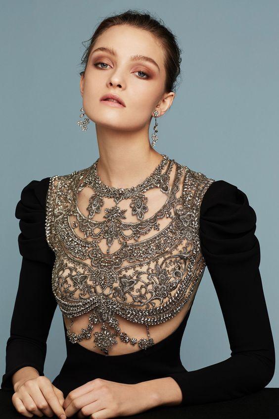 Photo of Romantische Reem Acra Pre-Fall 2017 Modekollektion – Dekorationly.com
