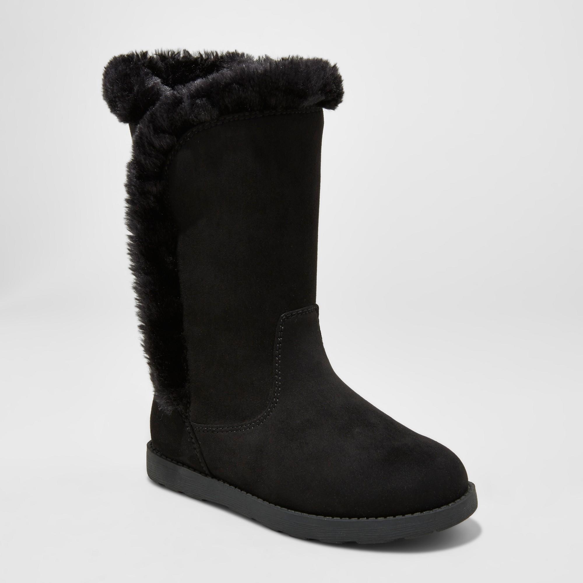 f2f88f280899 Girls  Hart Fashion boots - Cat   Jack Black 3