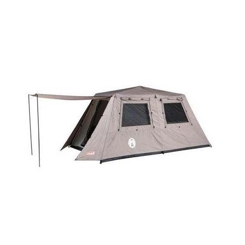 Coleman Instant Up 8 Person Full Fly Tent  sc 1 st  Pinterest & Coleman instant up 8 tent 8p (sleeps 8 person) tent pop up quick ...
