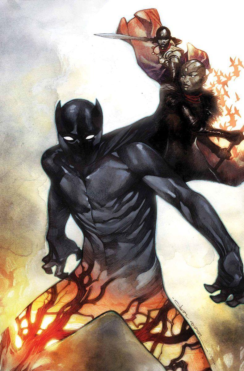 Marvel April 2016 cover