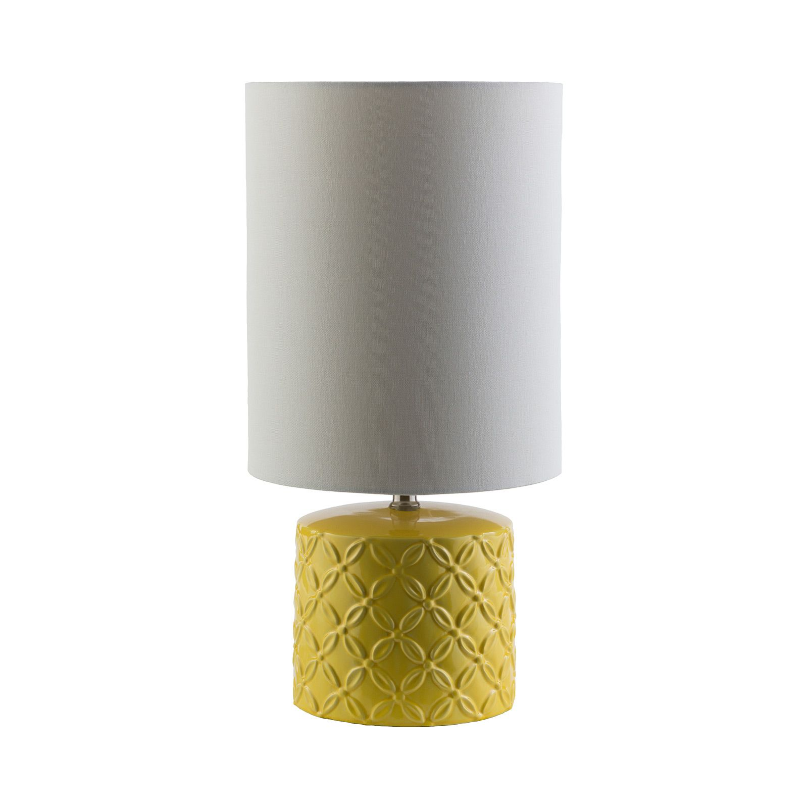 Refresh a chic living room end table or bedroom side table with this ...