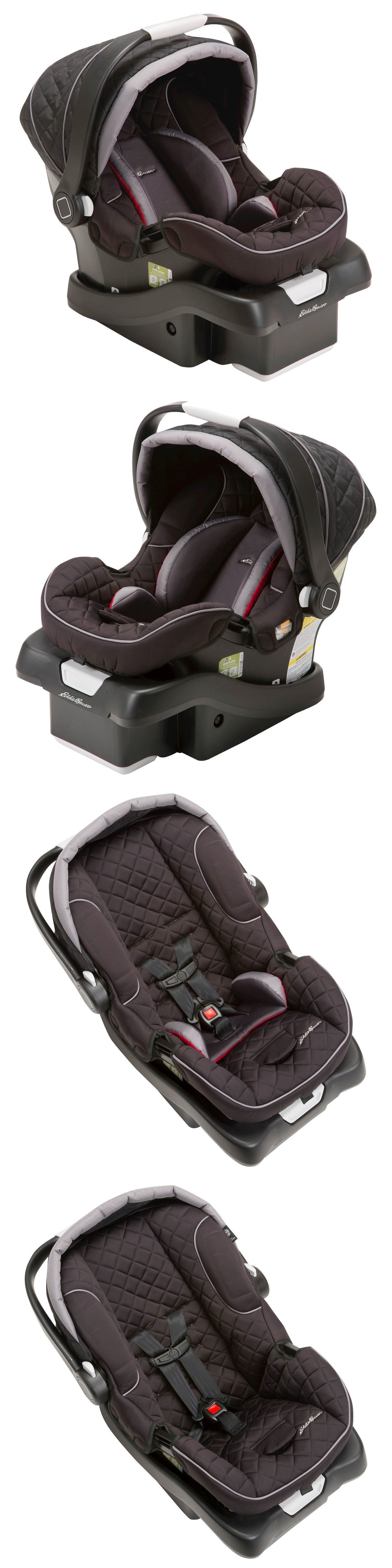 Other Car Safety Seats 2987 Eddie Bauer Surefit Infant Seat Comfortable With Side