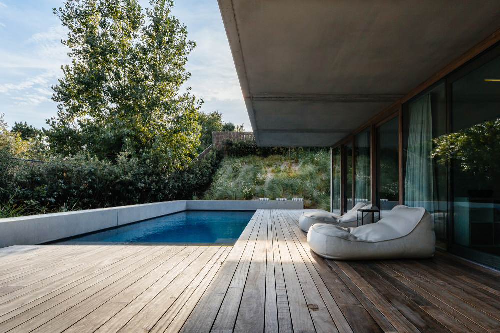 Residence OVP | Govaert & Vanhoutte Architects in 2020 ... on Outdoor Living Space Builders Near Me  id=15699