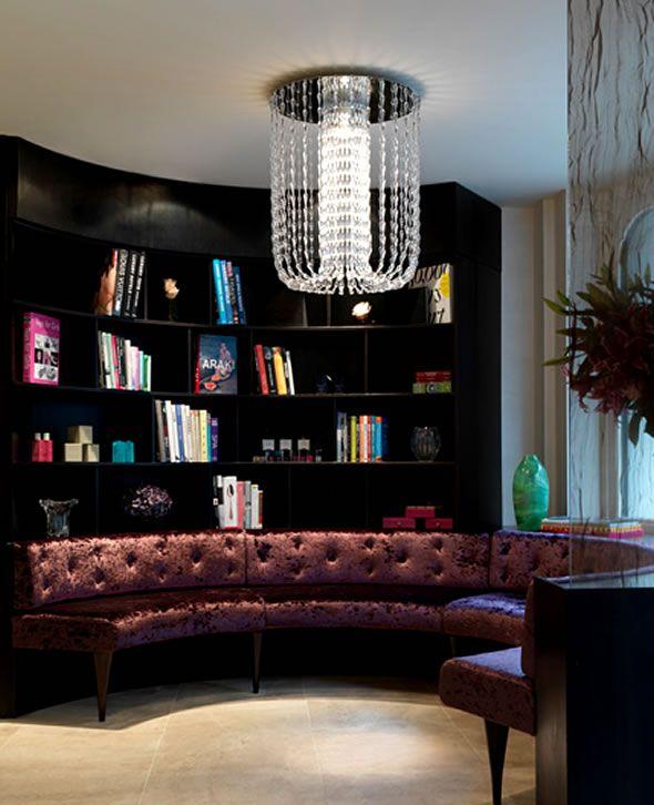 Home Spa Design: Best 25+ Salon Interior Design Ideas On Pinterest