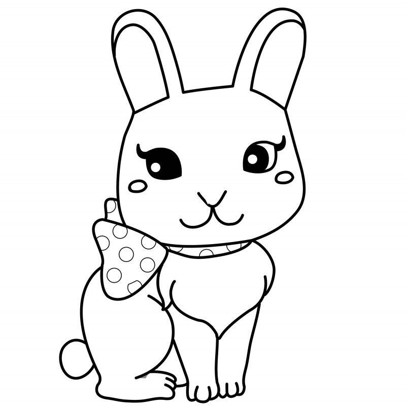Resultado De Imagen Para Conejos Para Dibujar