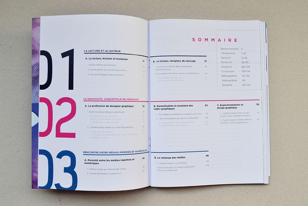 Super normes et expérimentations, mémoire graphisme, mise en page  EV15