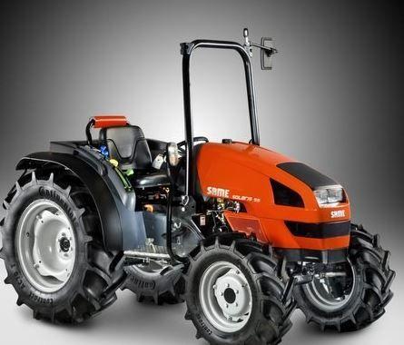 Same Solaris Mini Tractors Price