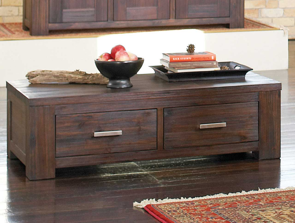 Rustic Heirloom Coffee Table by John Young Furniture from Harvey