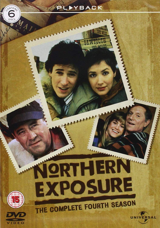 Northern Exposure The Complete Series Edizione Regno Unito Reino
