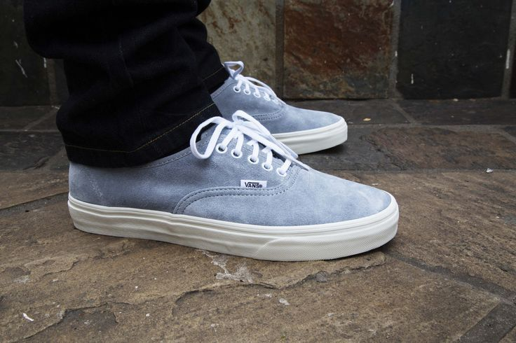 46dbe29e231cfc VANS Authentic Vintage Quarry St