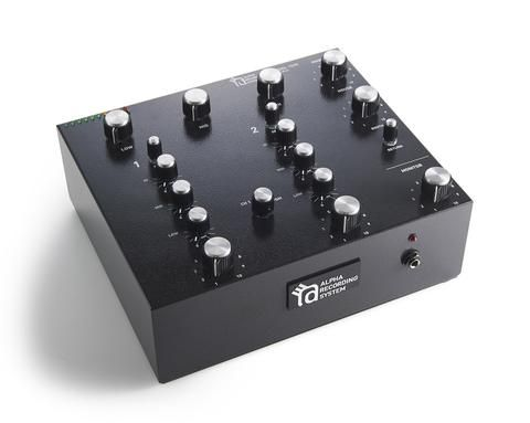 Ars 1000 Table Top Music Mixer Limited Edition Dj Equipment