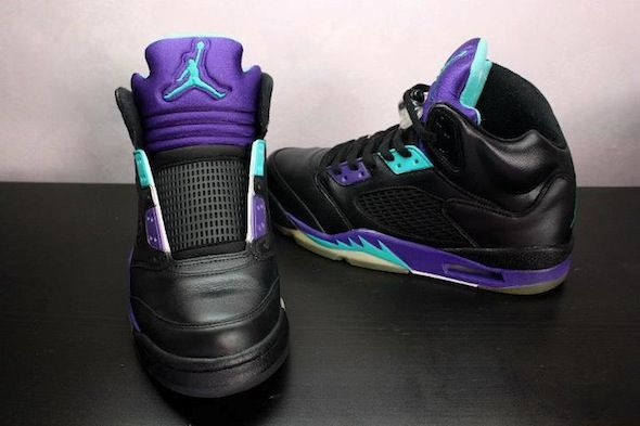 best sneakers 43c22 d3224 Custom Flashback: Air Jordan 5