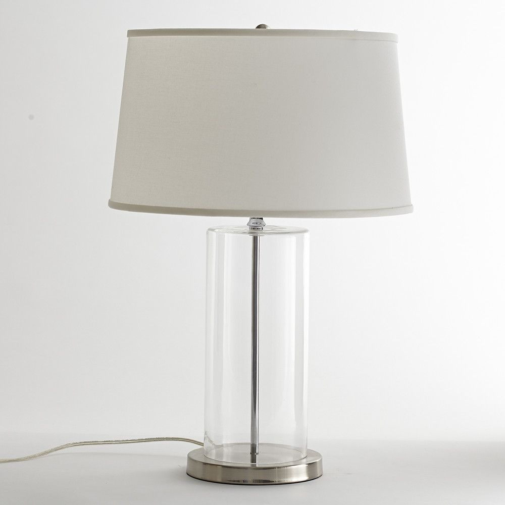 Bullet Glass Table Lamp – Lucid