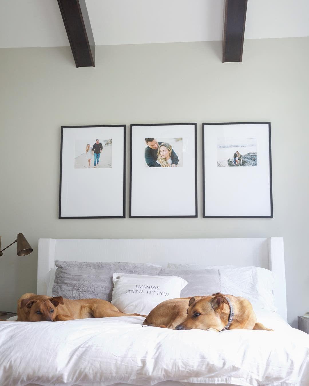 Design u hang a grid gallery wall bedroom decor bedroom ideas