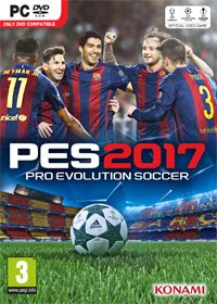 Pro Evolution Soccer 2017 Black Box