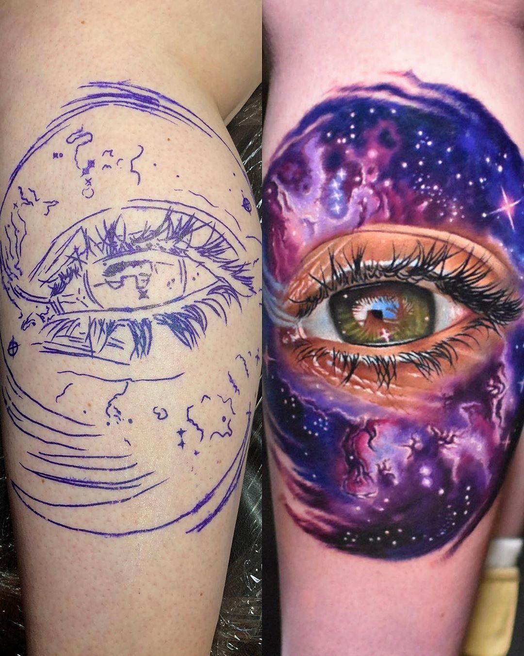 Kirst Pettitt Tattoo Artist In 2020 Tattoo Artists Color Tattoo Tattoos