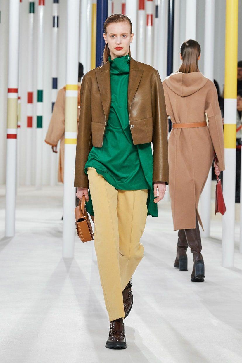 Hermès Herbst/Winter 2020-2021 Ready-to-Wear - Kollektion ...