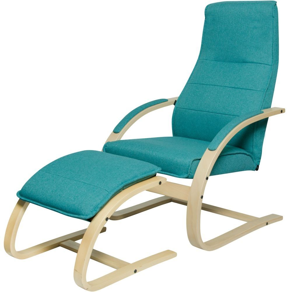 como chair with footstool pinterest