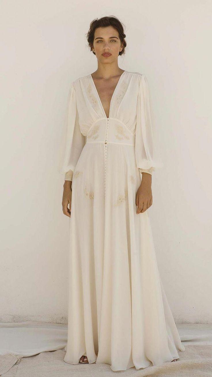 15s dress #Laden Loading Altes gebrauchtes Brautkleid von L in