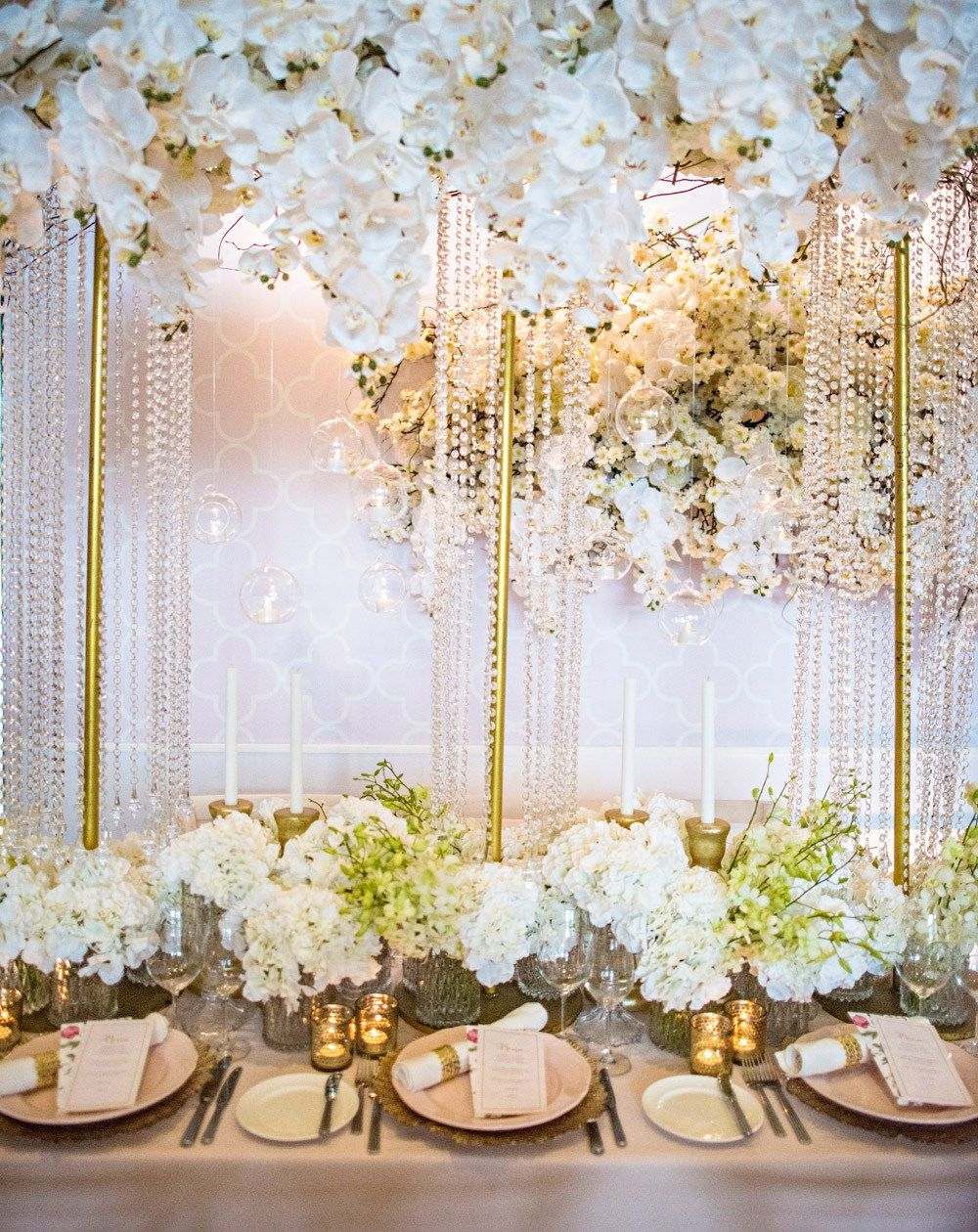 White and Gold Glamour at Hilton Kuala Lumpur   Wedding notebook ...