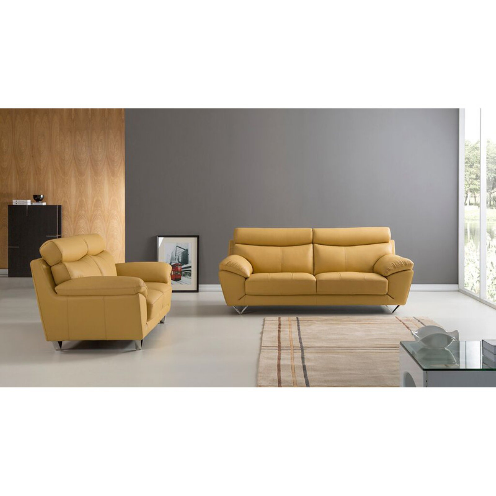 Groovy American Eagle Furniture Brighton Sofa With Plush Bustle Gmtry Best Dining Table And Chair Ideas Images Gmtryco