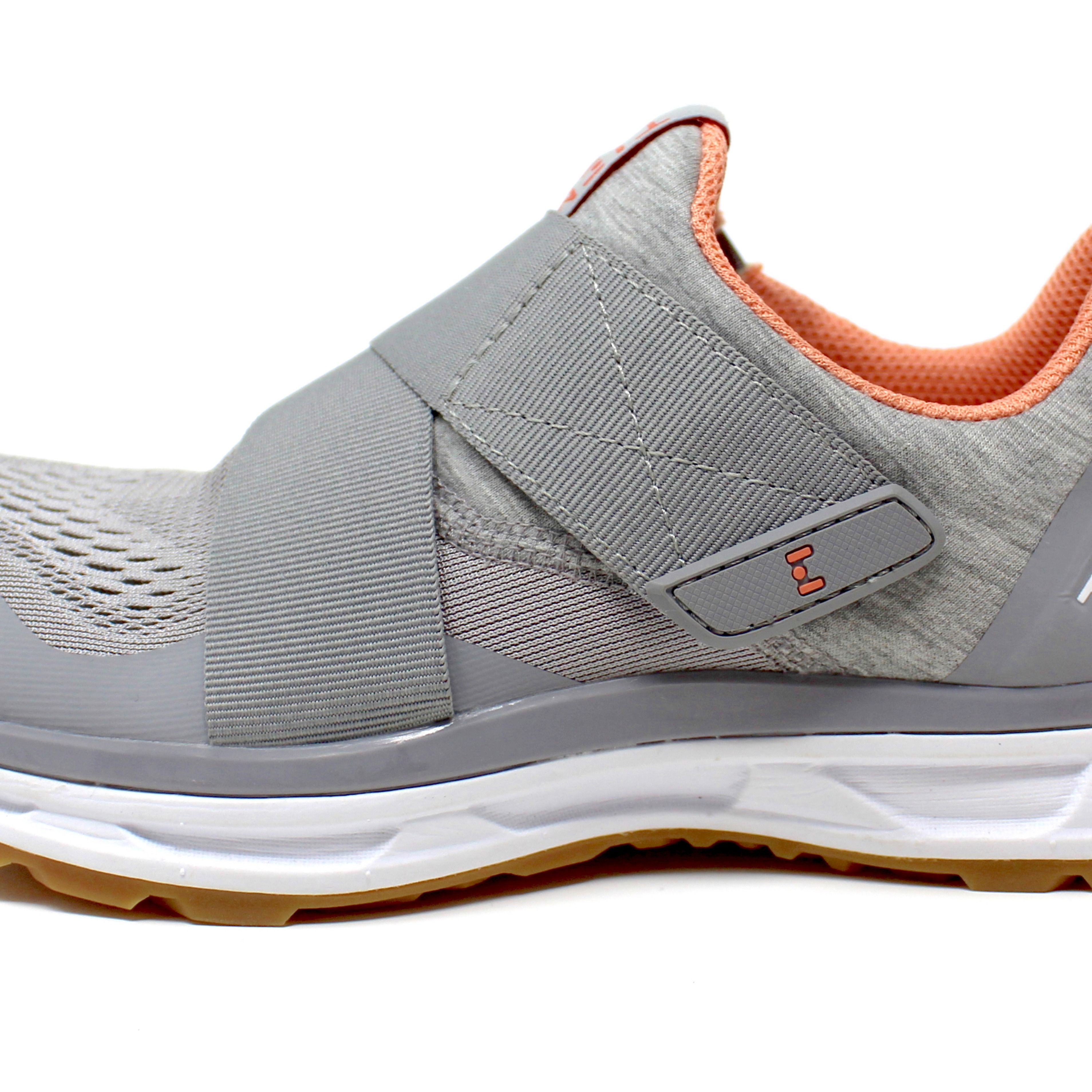 Heathergray Lunargray Grayscale Ombre Most Comfortable Shoes