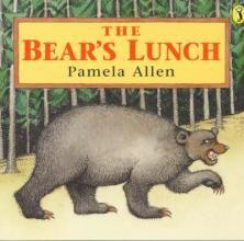 The Bear's Lunch Book by Pamela Allen