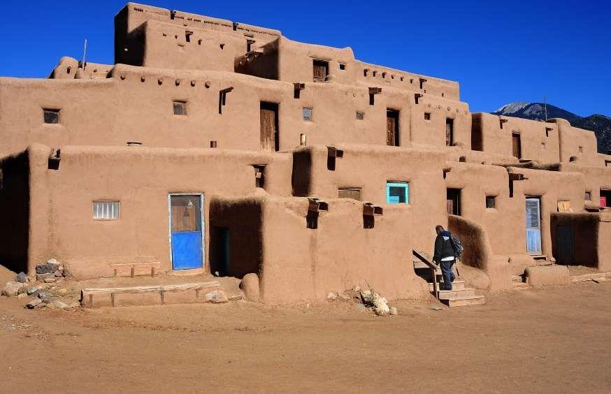 Taos Pueblo-Tourism, Taos Pueblo, New Mexico — by Alexa ...  |Taos Pueblo New Mexico Usa