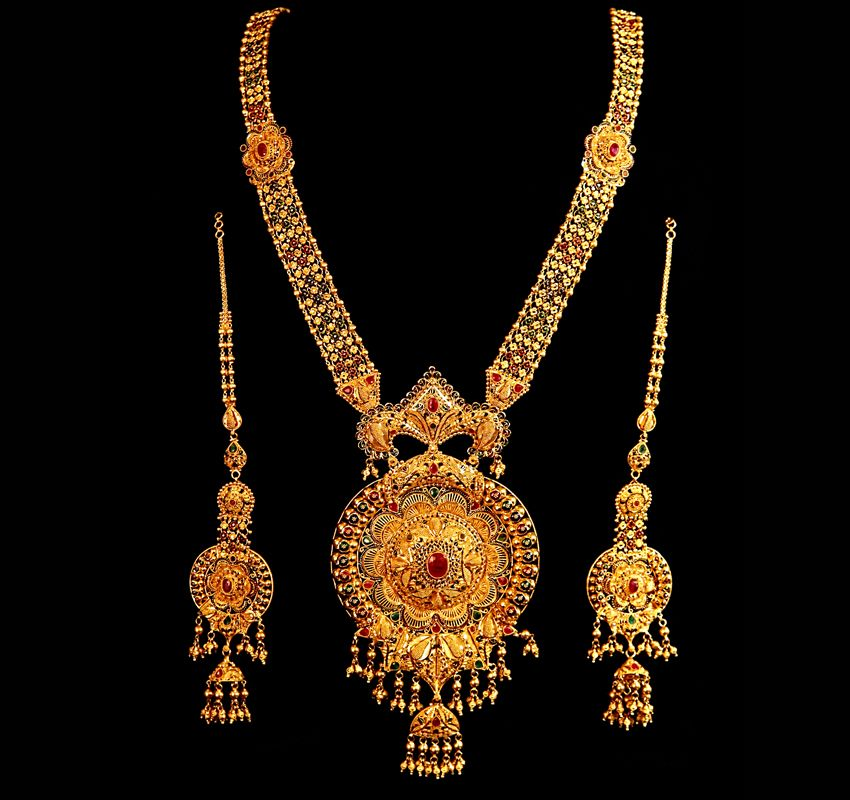 Product Name : NACKLACE SET Category Name : Weeding Jewellery ...