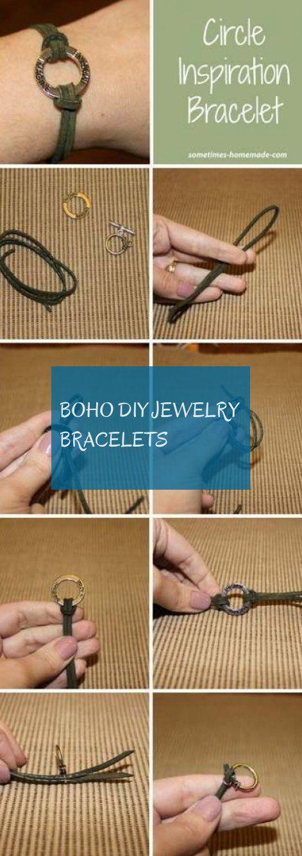 Boho diy jewelry bracelets