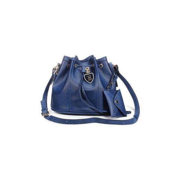 Bucket String Bag Women Shoulder Crossbody Bag Handbag ($25) ❤ liked on Polyvore featuring bags, handbags, shoulder bags, bucket bag, bucket bag purse, man bag, handbags purses and bucket purse